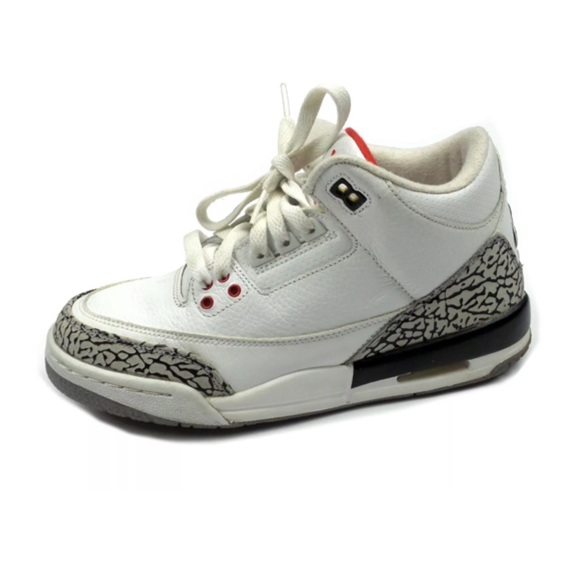 online store 389be a88ab Air Jordan 3 Retro GS WC3 88 OG 398614-160 Cement